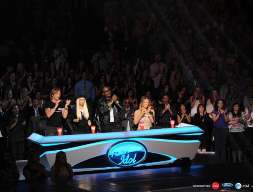 American Idol Standing O