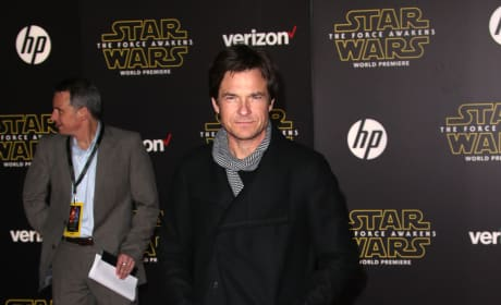 Jason Bateman: 'Star Wars: The Force Awakens' Premiere