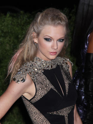 Taylor Swift at MET Gala