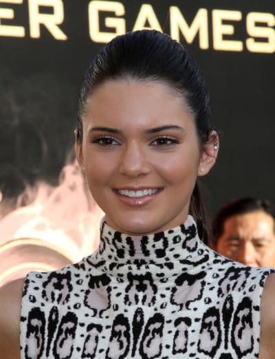 Kendall Jenner Premiere Pic