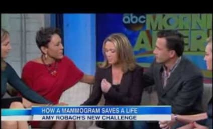 Amy Robach Diagnosed with Breast Cancer, Will Undergo Double Mastectomy