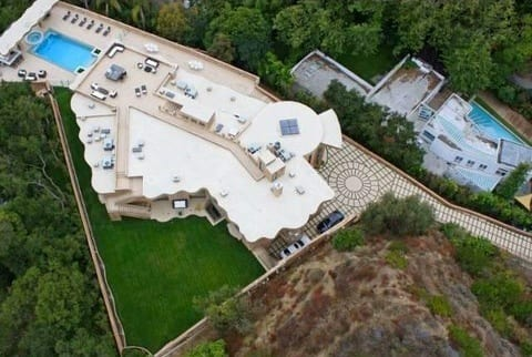 Rihanna's New Mansion