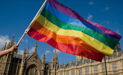 Gay Marriage Officially Legalized in UK