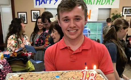 Jason Duggar Turns 18