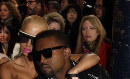 Kanye West None Too Pleased at MTV Award Snub