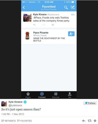 Kyle Kinane Pace 11