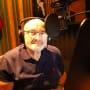 Phil Collins In Recording Studio