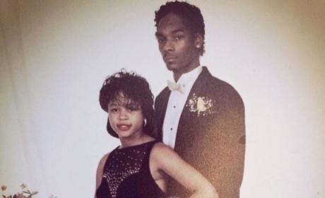 Snoop Dogg Wedding Photo
