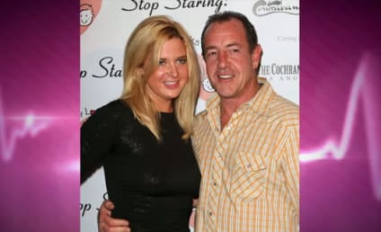 Kate Major Calls Cops on Michael Lohan: He's Got a Knife and Threatening to Take Our Son!!