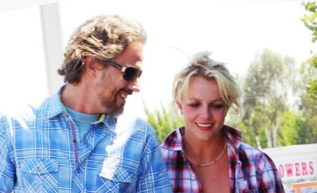 Jason Trawick and Britney