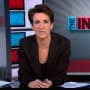 Rachel Maddow at Work