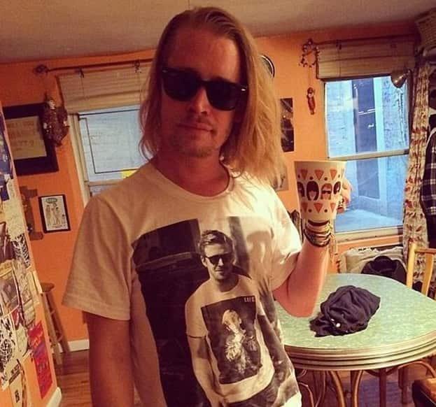 Macaulay Culkin Ryan Gosling Shirt