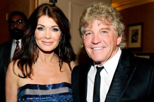 Lisa Vanderpump and Ken Todd