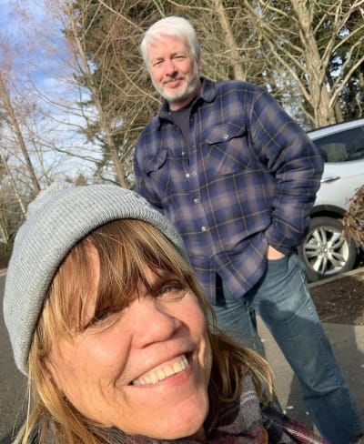 Amy Roloff and Chris: Look at Us!