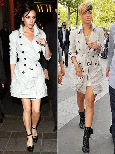 Rihanna and Posh