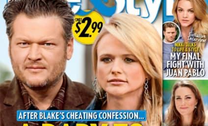 Miranda Lambert and Blake Shelton: Having a Baby to Save Troubled Marriage?