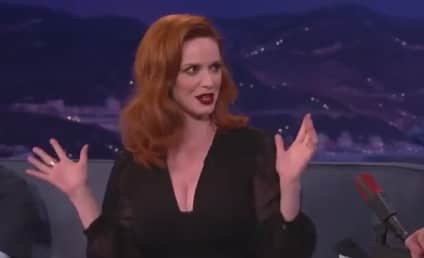 Christina Hendricks Wants to Be on Game of Thrones?!