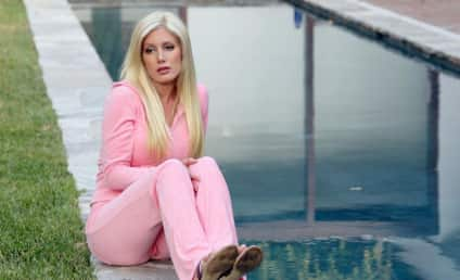 Heidi Montag Confirms Split From Spencer Pratt; Contemplates Life in Hilarious, Staged Photos