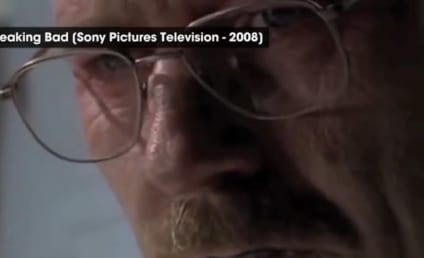 Anthony Hopkins to Bryan Cranston: You're the Best Actor Ever!