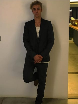Justin Bieber, Straight Chillin