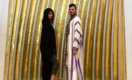 Selena Gomez in Dubai