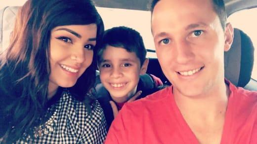 Tiffany Franco, Daniel, and Ronald Smith