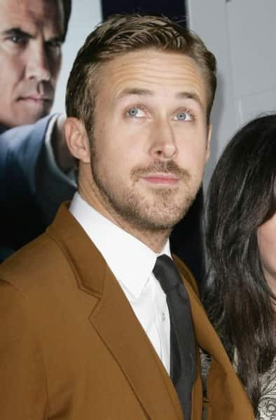 Ryan Gosling in a Suit