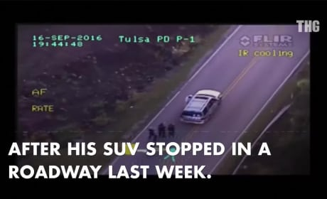 Betty Shelby Charged in Terence Crutcher Shooting
