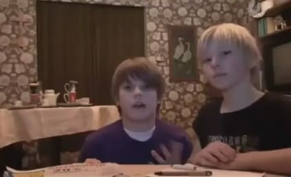 Kids Attempt Tablecloth Trick, Fail Epically