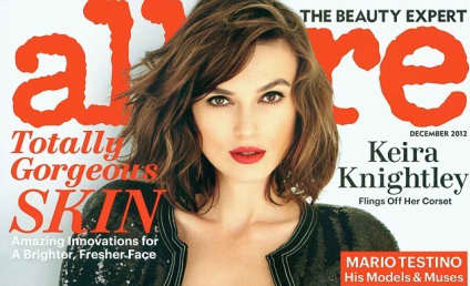 Keira Knightley: Topless in Allure!