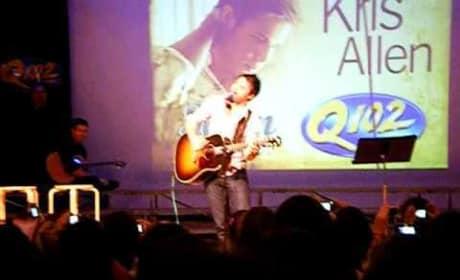 Kris Does Britney