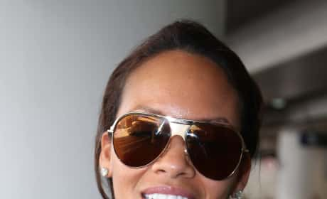 Evelyn Lozada Close Up