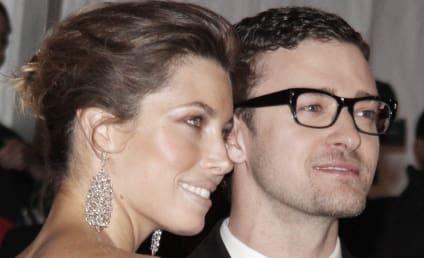 Jessica Biel Debuts Engagement Ring From Justin Timberlake