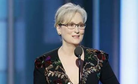 Meryl Streep on Stage