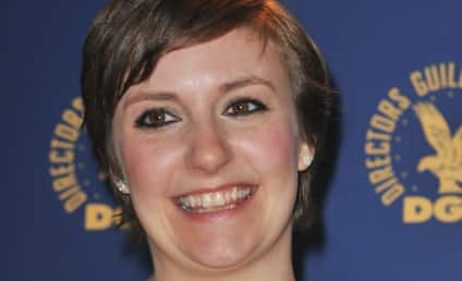 Lena Dunham Feuds with Conservatives Over Memorial Day Pee Tweet