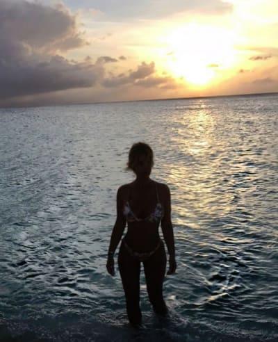 Kim Zolciak, Bikini Silhouette