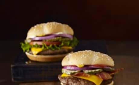 3 New Quarter Pounders!