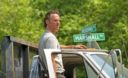 The Walking Dead Season 6 Pic: Rick at a Crossroads