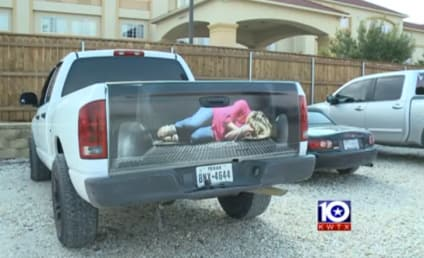 Texas Company Promotes Business Via Phony Abduction Decal: The Worst Thing Ever?