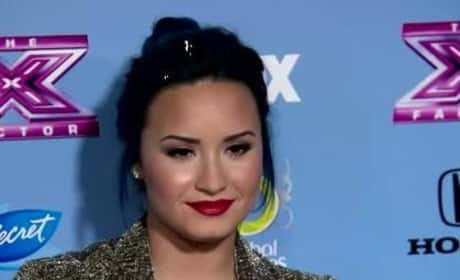 Demi Lovato Can't Wait to Be a Mother