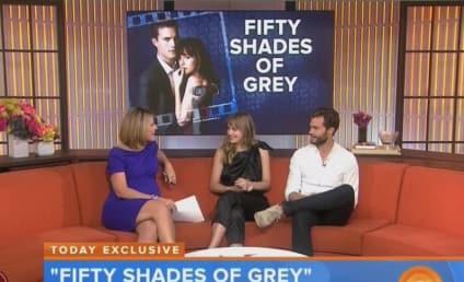 Jamie Dornan and Dakota Johnson Talk Fifty Shades of Grey, Sexual Acrobatics
