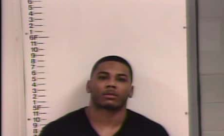 Nelly Mug Shot