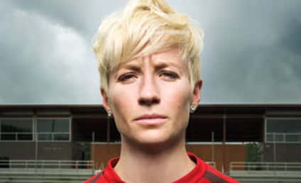 "Megan Rapinoe, U.S. Soccer Star, Goes on Record: ""I'm Gay"""