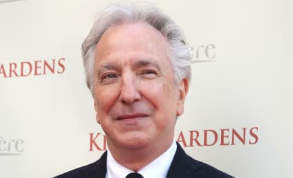 Alan Rickman Dies; Iconic Actor Was 69