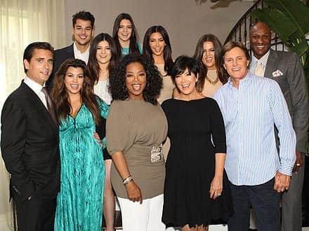 Oprah and the Kardashians