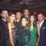 Eiza Gonzalez Nina Dobrev Chace Crawford Group Pic