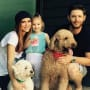 Jensen Ackles Family Photo