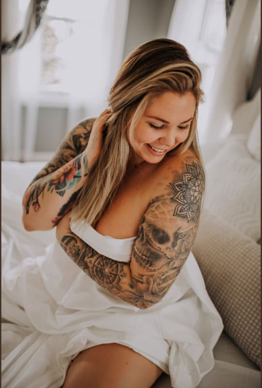 Kailyn lowry topless on twitter