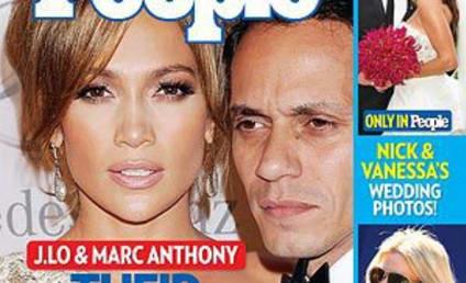 Jennifer Lopez and Marc Anthony: It's Over!