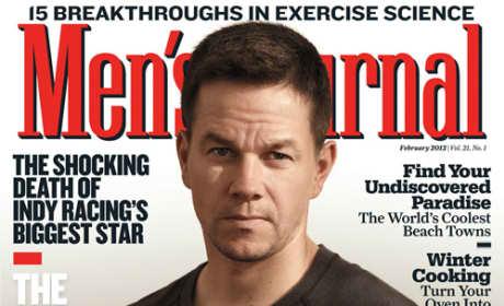 Mark Wahlberg, Men's Journal